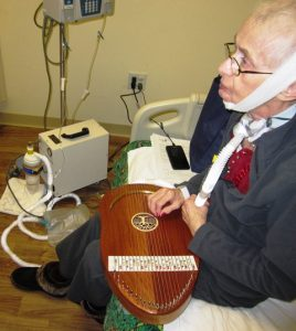 harp use by patient image