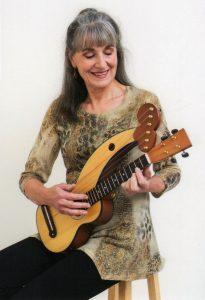 Christina harp ukulele image